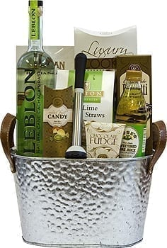 Brazilian Dreaming Cachaca Gift Basket, cachaca gift basket, caipirinha gift basket, caipirinha cocktail gifts, brazilian gift basket,