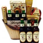 Don't Forget the Lager Beer Gift Basket