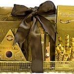 Golden Gestures Gift Basket