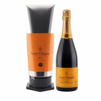 Veuve Clicquot Brut Yellow Label Gouache, paint tube veuve clicquot, limited edition veuve, lotion bottle veuve clicquot, collectable veuve clicquot