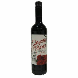 Dozen Roses Red Wine, Buy Dozen Roses Wine, order Dozen Roses Wine Online, Send Dozen Roses Wine