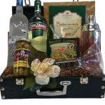 The Grey Martini Vodka Gift Basket