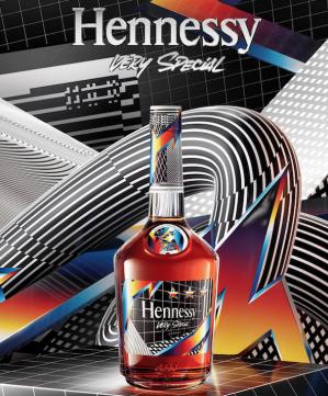 Felipe Pantone Edition, Hennessy VS 2019 Artist Bottle, Hennessy Collectors bottle, limited edition hennessy, Felipe Pantone Hennessy, hennessy artist felipe pantone, hennessy artist series, 2019 artist hennessy
