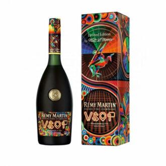 Remy Martin VSOP Matt W Moore Edition Cognac, 2019 Artist Remy, Limited Edition Remy, Matt Moore Remy, Collectors Edition Remy,