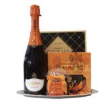 Orange You Glad Prosecco Gift Basket