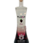 Auburn University PLUSH Plum Vodka, Auburn Alumni PLUSH Vodka, Engraved PLUSH Vodka, Plush plum vodka, plum vodka, nfl vodka, ny jets vodka, auburn vodka, AU Alumni Plum Vodka,