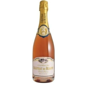 Chateau de Bligny Brut Rose Grande Reserve Champagne, Bligny Rose Champagne, Inexpensive rose Champagne, Engraved rose Champagne Gifts, Wedding Champagne Gifts, Chateau Bligny Champagne, French Champagne