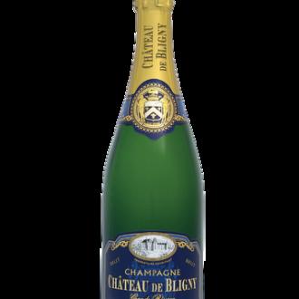 Chateau de Bligny Brut Grande Reserve Champagne, Bligny Champagne, Inexpensive Champagne, Engraved Champagne Gifts, Wedding Champagne Gifts, Chateau Bligny Champagne, French Champagne