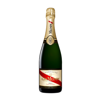 G.H. Mumm Champagne Brut Cordon Rouge, Engraved GH Mumm, GH Mumm Cordon Rouge, GH Mumm Gift Basket, GH Mumm Gifts, Custom GH Mumm Champagne, Champagne Gift Baskets