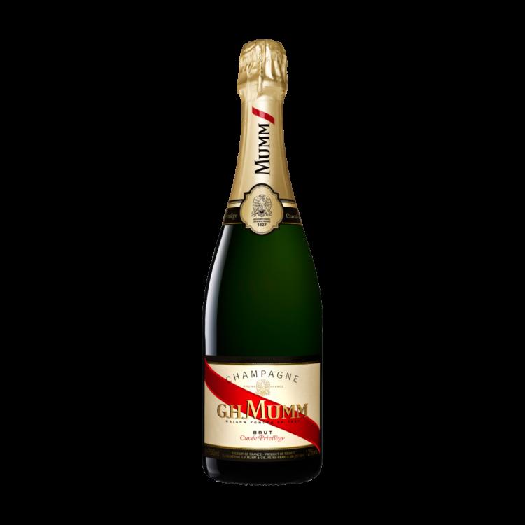 G.H. Mumm Champagne Brut Cordon Rouge, Engraved GH Mumm, GH Mumm Cordon Rouge, GH Mumm Gift Basket, GH Mumm Gifts, Custom GH Mumm Champagne, Champagne Gift Baskets