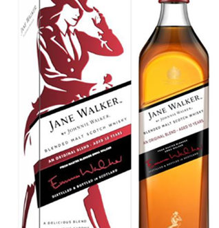 Jane Walker by Johnnie Walker, Jane Walker 2nd Edition, Bottle 2 Jane Walker, Female Johnnie Walker, Jane Walker by Emma Walker, Lady Johnnie Walker, Limited Edition Johnnie Walker, Limited Edition Jane Walker, Red Bottle Jane Walker, Engraved Johnnie Walker
