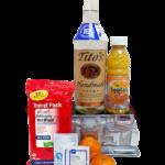Vitamin C Vodka Gift Basket