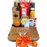 Coronavirus Martini Gift Basket