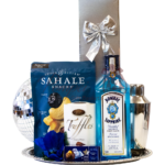 Be My Bae Bombay Gin Gift Basket