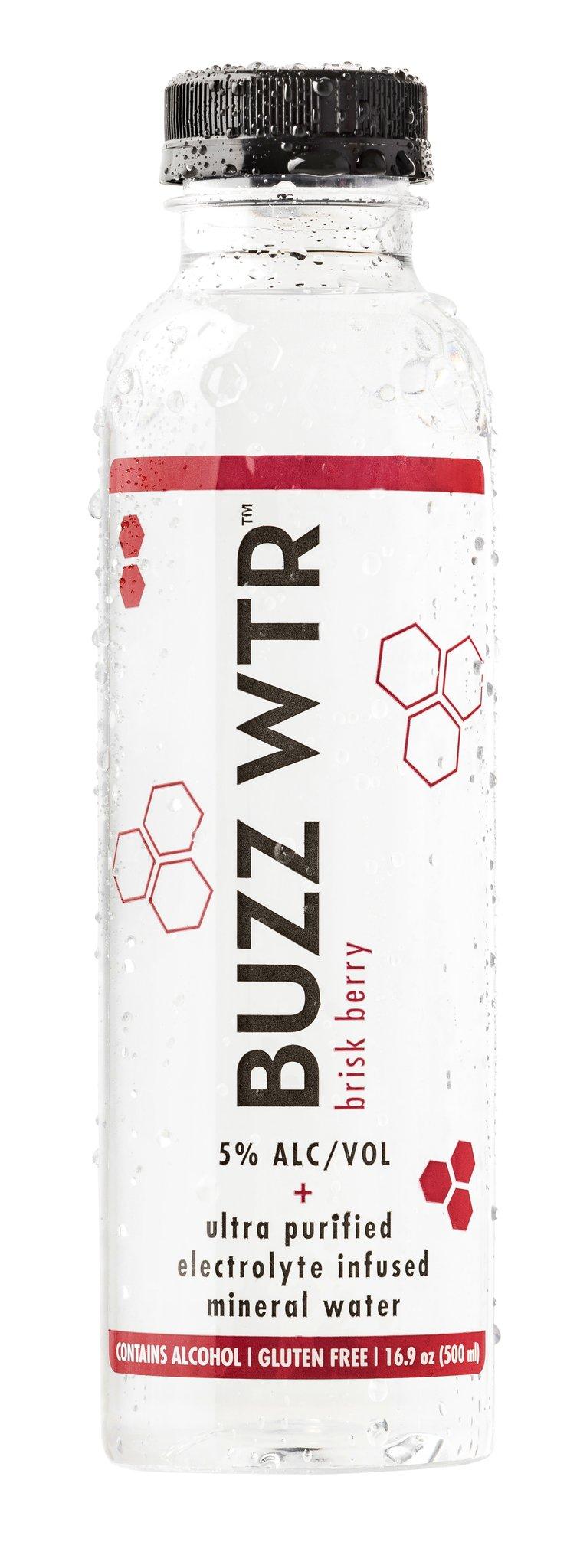 Buzz Wtr Brisk Berry, Where to buy Buzz Wtr, Order Buzz Wtr online, Buzz Wtr Gifts, Send Buzz Wtr, Alcoholic Water, Alcoholic Seltzer