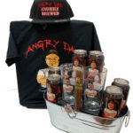 Deluxe Angry Dad Beer Gift Basket