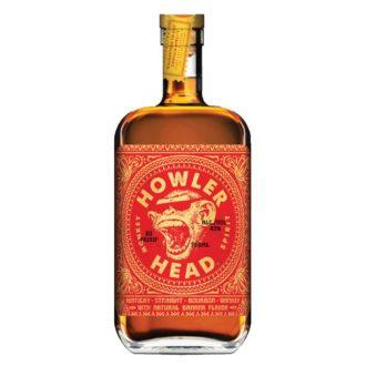 Howler Head Banana Whiskey, Banana Bourbon, Banana Whiskey, Unique Whiskey, Monkey Liquor, Unique Bourbon, Buy Howler Head online, Whiskey Gift BAsket