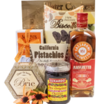 Awesome Amaretto Liqueur Gift Basket