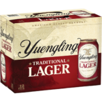 YUENGLING Lager 12 Pack Cans