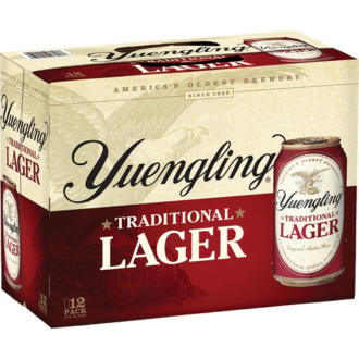YUENGLING Lager 12 Pack Cans, send YUENGLING beer, DELIVERY YUENGLING BEER, YUENGLING BEER GIFT BASKET, BUILD YOUR OWN BEER BASKET