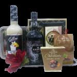 Lets Get Kraken Rum Gift Basket