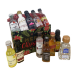 Holiday Mini Bar Gift Basket