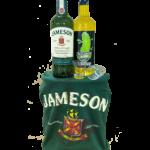 Jameson Pickle Back Whiskey Gift Basket