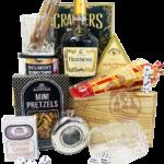 Game Night Cognac Gift Basket