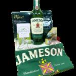 St Patricks Day Irish Whiskey Gift Basket