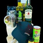 Supreme Irish Whiskey Gift Basket