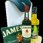Deluxe Pickle Back Whiskey Gift Set