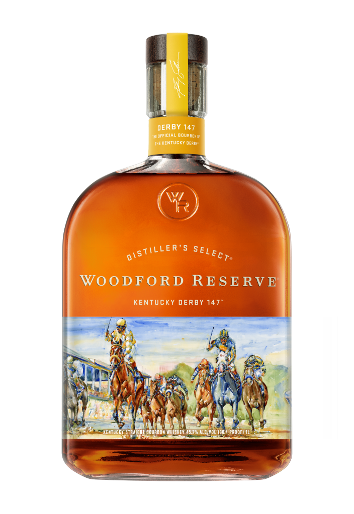 Woodford Reserve Kentucky Derby 2021, 2021 woodford derby bottle, woodford reserve derby, engraved woodford reserve, woodford gift basket, collectable woodford, kentucky derby woodford