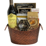Oh My Caymus Wine Gift Basket