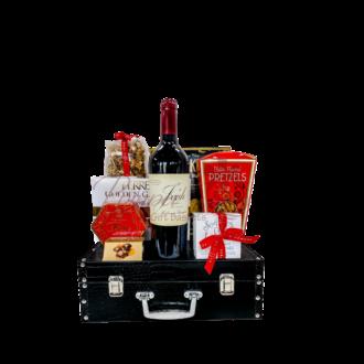 Exclusive Josh Cabernet Wine Gift Basket, josh gift basket, high end wine gift basket, Josh wine gifts, engraved josh wine, josh gift baskets, josh wine gift hamper, wine gift basket shipped